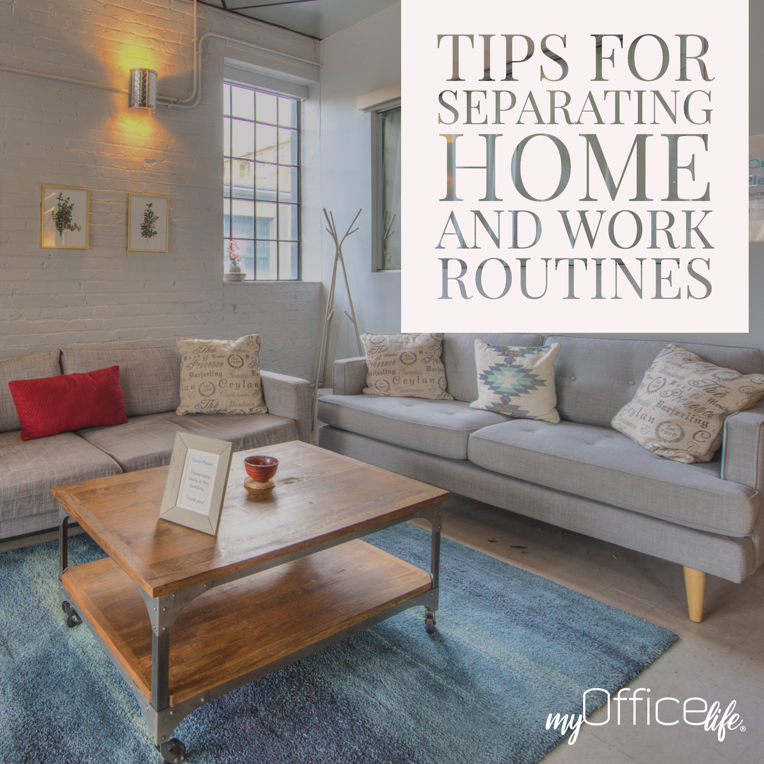How to Keep Your Work and Home Time Separate
